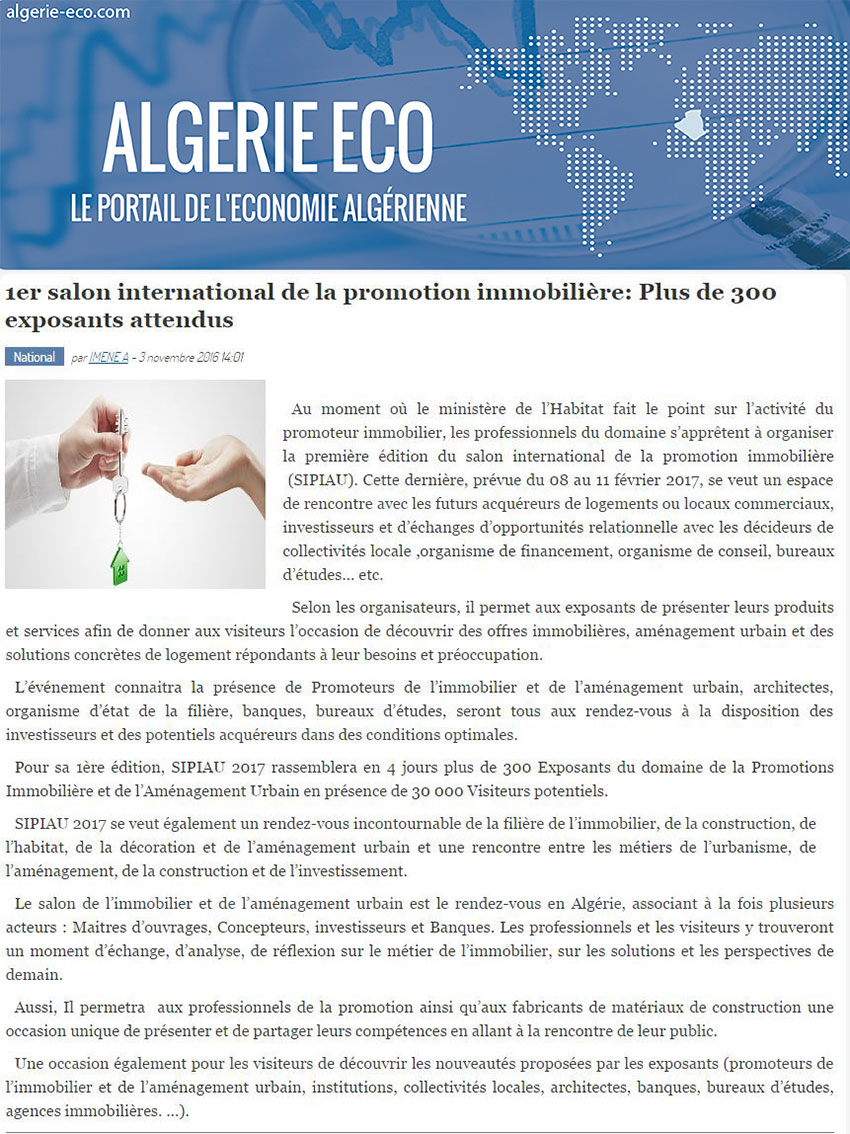 algerie-eco