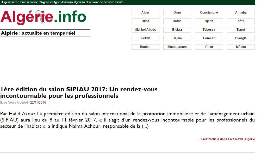algerie-info